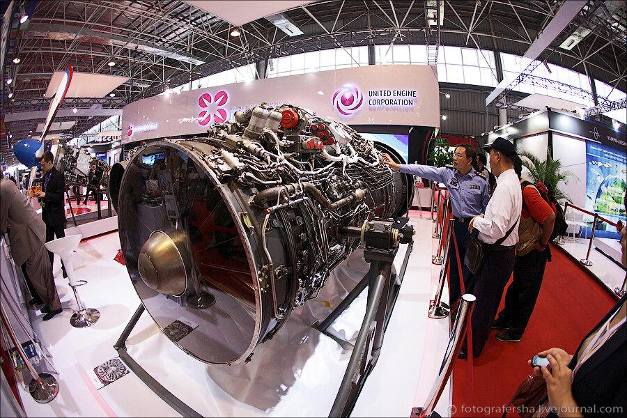 Китайский авиадвигатель