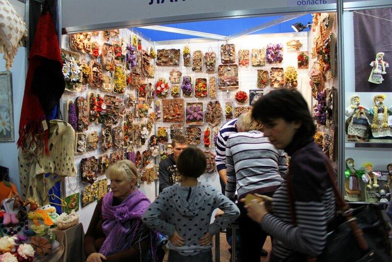 Стенд сувенирной продукции
