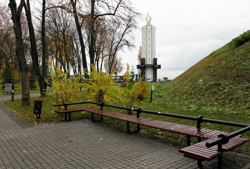 Мемориал памяти жертв голодомора