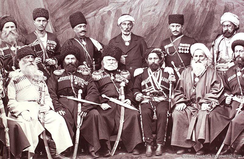 Кавказский словарь