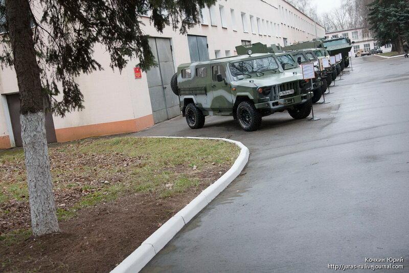 Технический облик военного автомобиля многоцелевого назначения XXI века