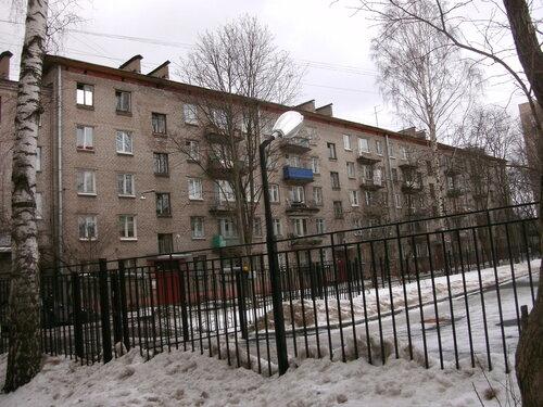 Торжковская ул. 9к1