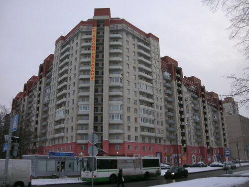 Пулковская ул. 2к1