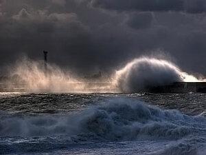 Штормовое предупреждение объявлено в Приморье на ближайшие дни