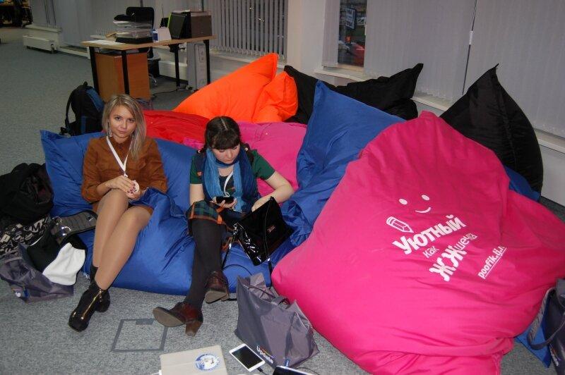 В офисе Livejournal RUS