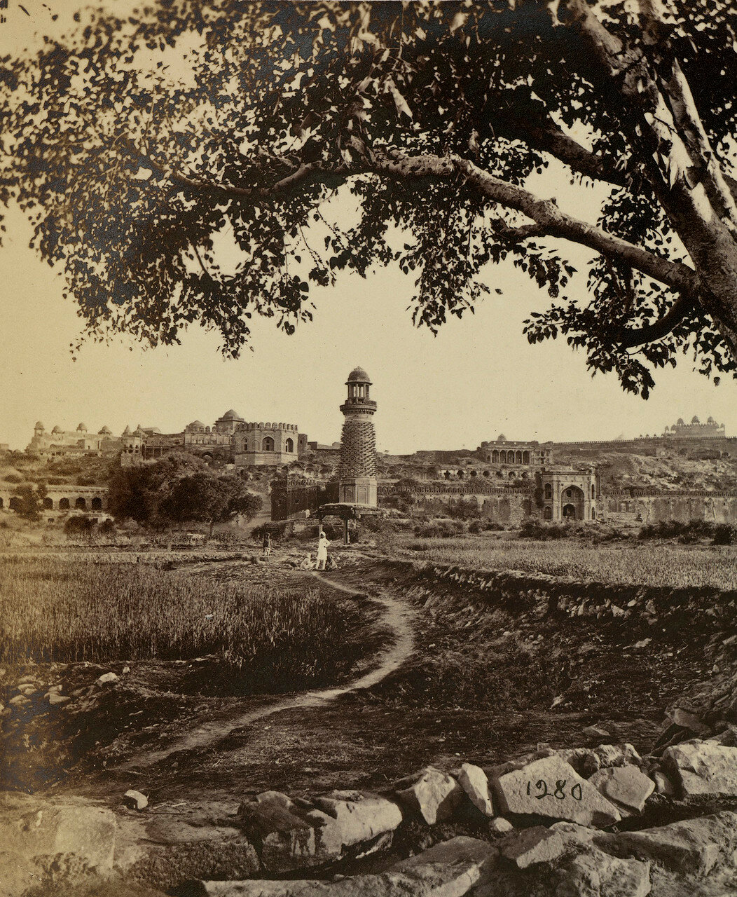 65. Окрестности Акры. Фатехпур-Сикри