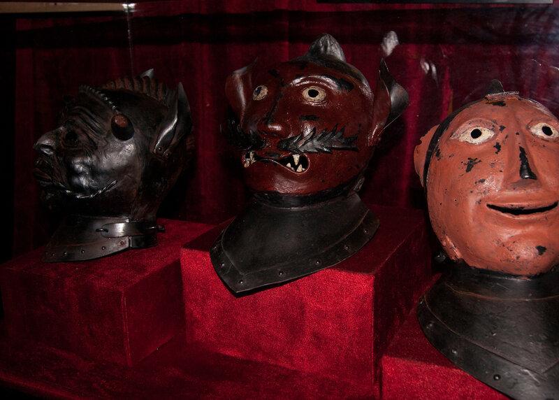 В музее пыток. Петропавловская крепость