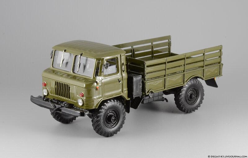 Саратовский ГАЗ-66-02