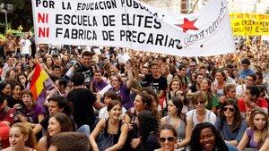 Кризис в Еврозоне — забастовка «солидарных» 23 стран