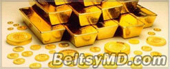 Молдова на 6-ом месте в рейтинге роста золотовалютных резервов