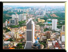 Малайзия. Куала-Лумпур. Фото joyfull  - shutterstock