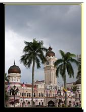 Малайзия. Куала-Лумпур. Фото davincidig - Depositphotos