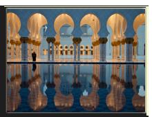 ОАЭ. Абу Даби. Мечеть шейха Заеда. Фото kritskaya - shutterstock