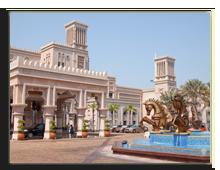 ОАЭ. Дубаи. Madinat Jumeirah. Al Qasr. Фото cabman237 - Depositphotos