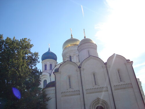 Никольский собор.                               Николо-Угрешский монастырь.