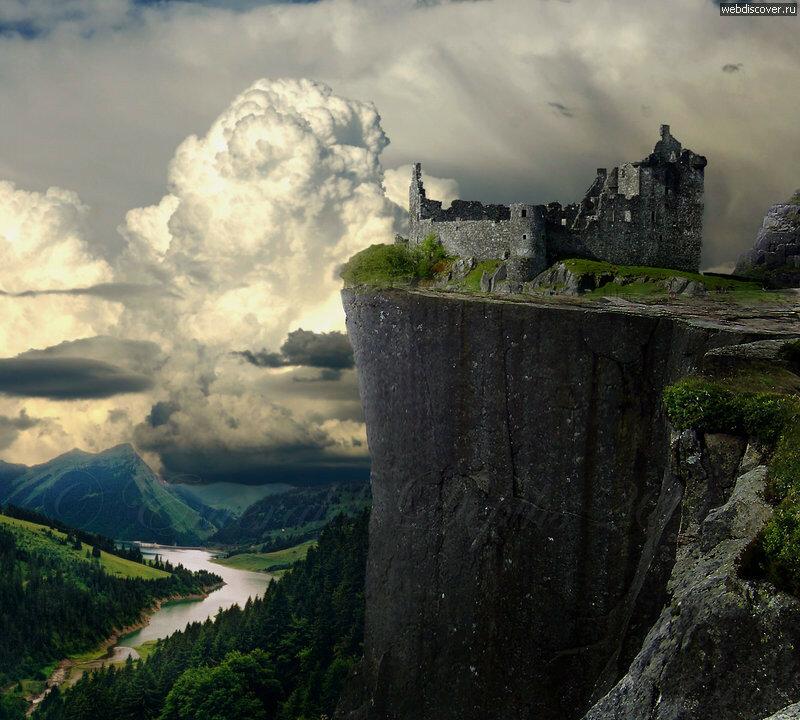 Замок клифф германия