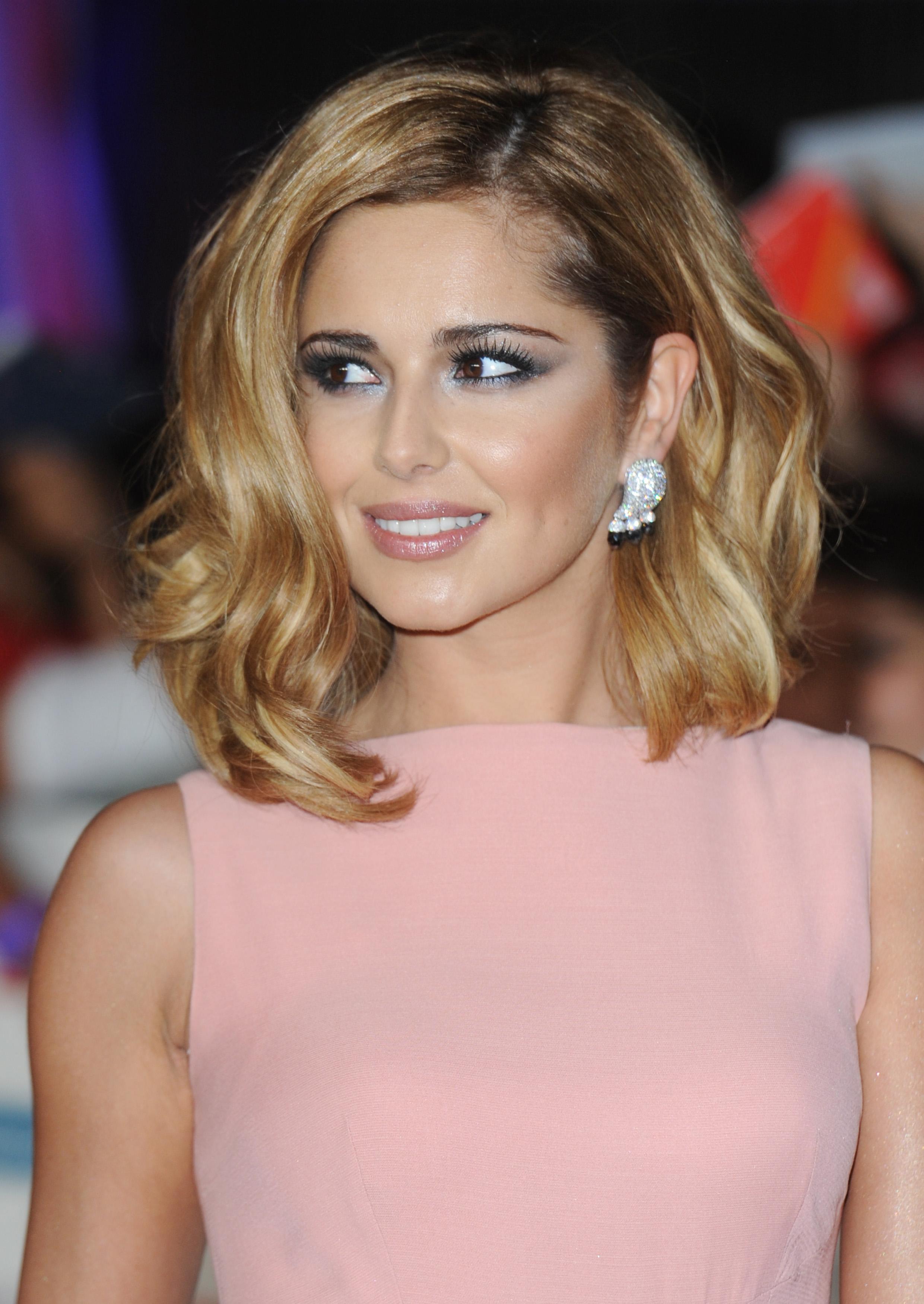Cheryl Cole attends