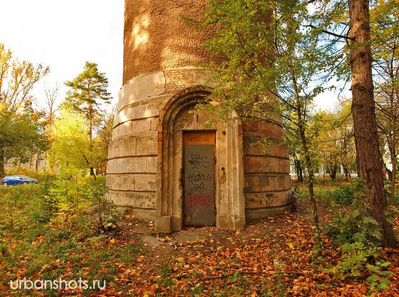 Водонапорная башня обнинска