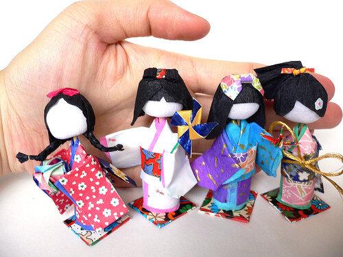 Кукла из картона своими руками мастер класс 186