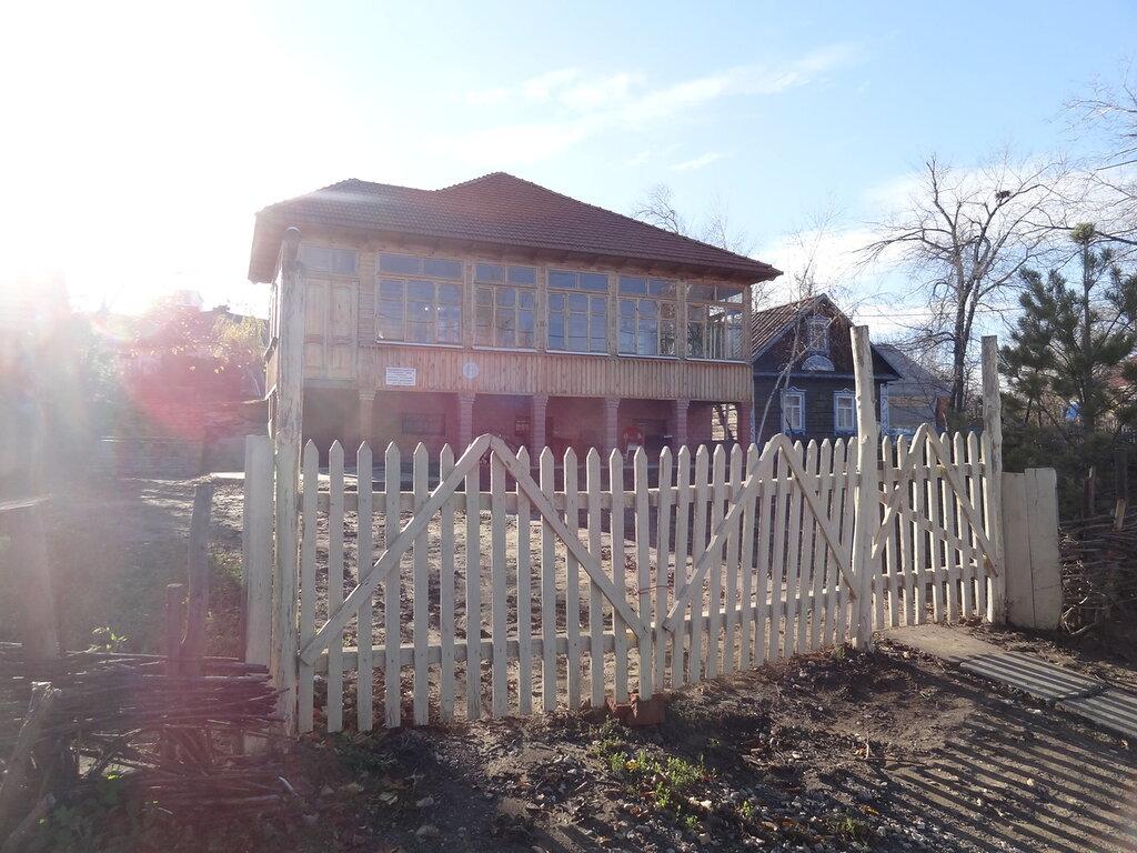 """Грузинский дом """"Ода"""""""