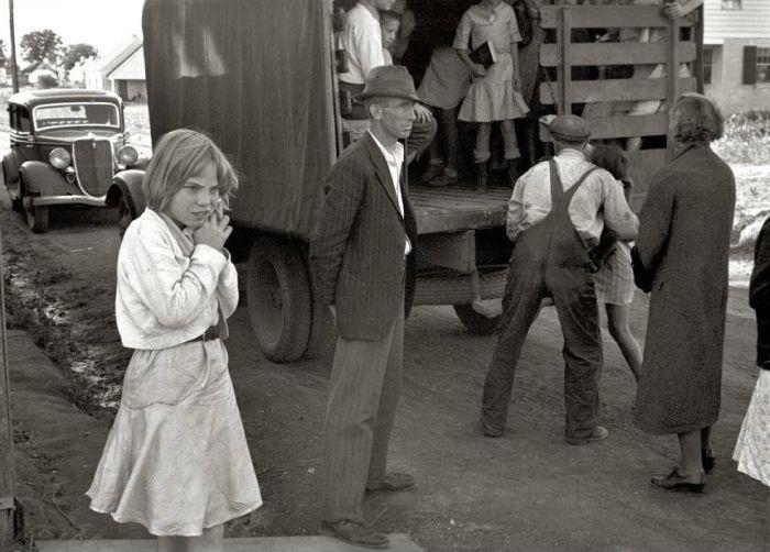 Редкие архивные фотографии