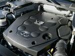 INFINTI FX35 двигатель vk35de