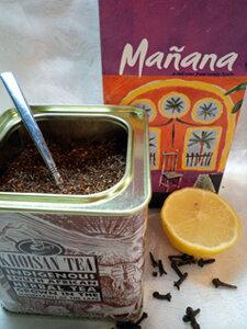 Продукты для напитка из чая ройбуш