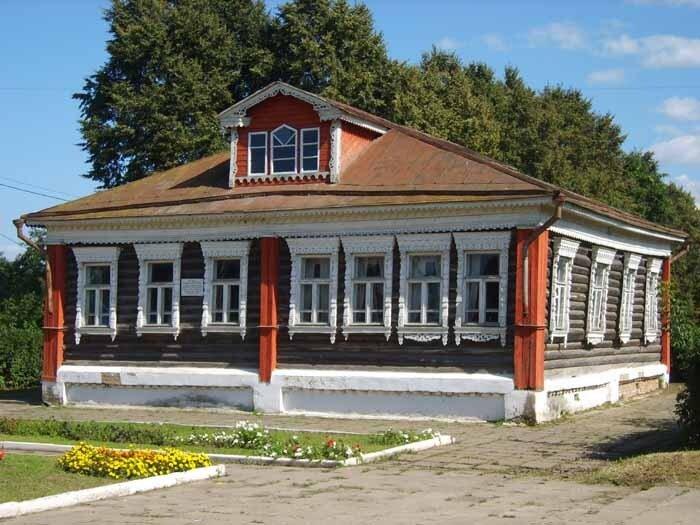 Кашино, музей В.И. Ленина