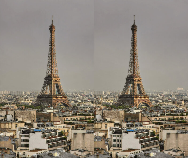 Металлическая конструкция высотой 324 метра в столице европейского государства ;о) ( The Eiffel Tower )