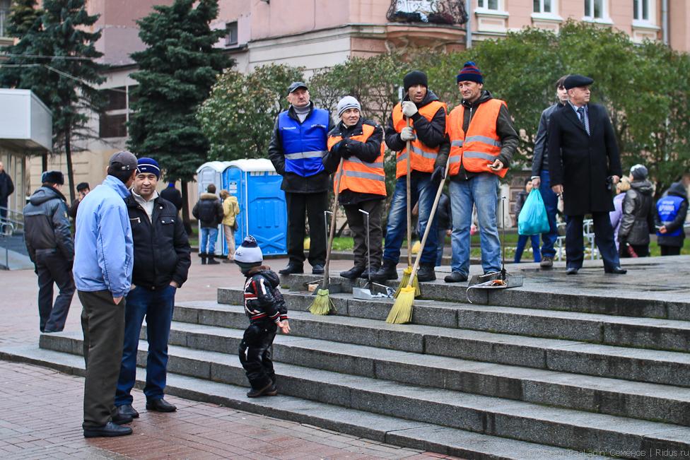 Русский марш и День народного единства. Петербург. Фото: © Павел 'PaaLadin' Семёнов