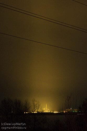 Что-то светится в Чурилово