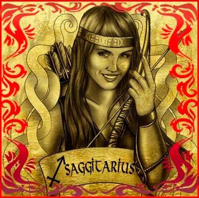 Подарок по Зодиаку. Стрелец-женщина.