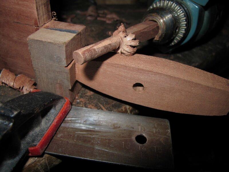Как сделать деревянные шканты своими руками 82