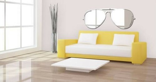 Особенности производства декоративных зеркал