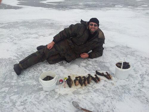рыбалка в приозерске 2015