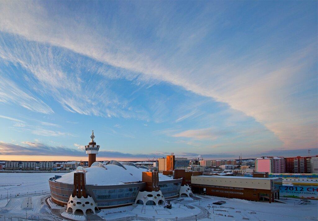 город якутск фото зимой как