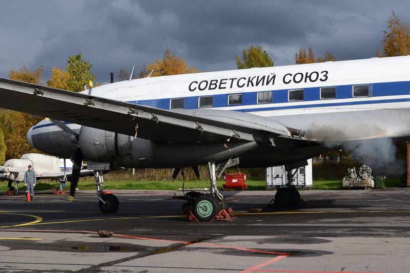 """Ил-14П """"Советский Союз"""""""