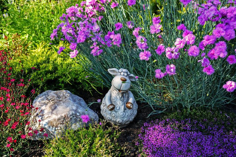 Голову кружат цветов ароматы
