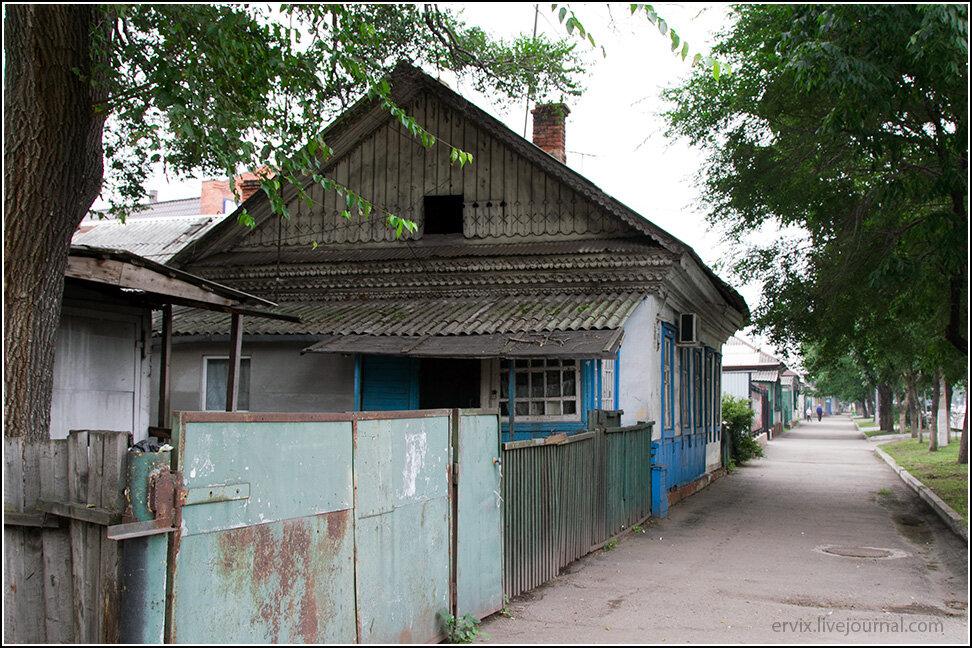 Одна из центральных улиц Уссурийска