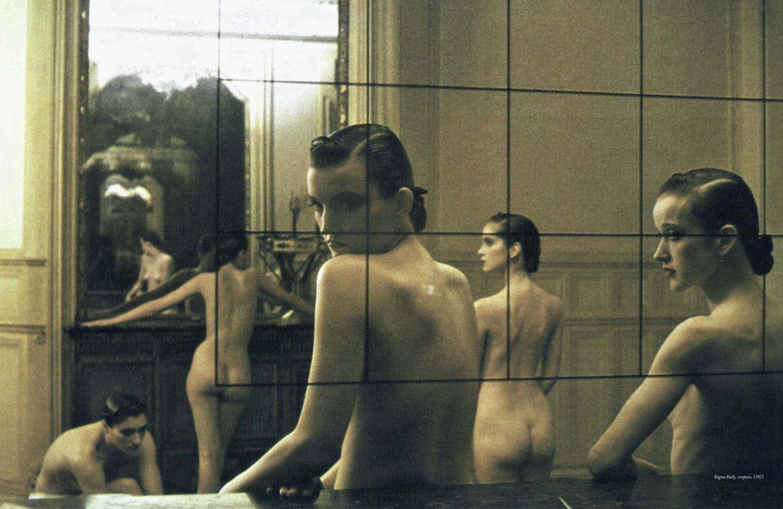 фотограф Deborah Turbeville / Эротика в Vogue, Россия спецвыпуск ноябрь 2012