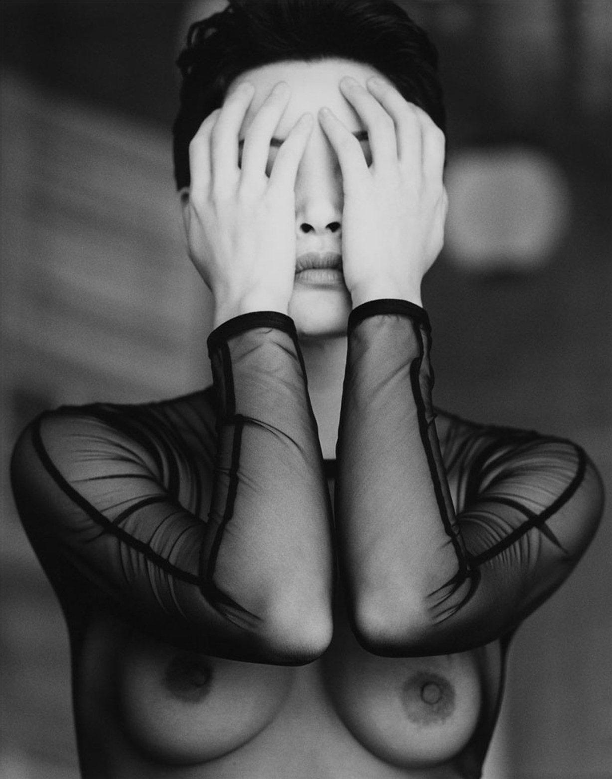Joan Chen / Джоан Чен - звезды Голливуда, фотограф Firooz Zahedi