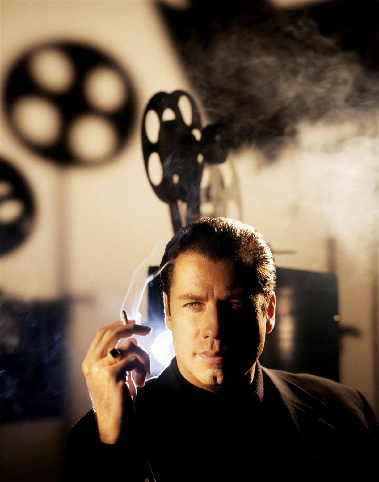 John Travolta / Джон Траволта - звезды Голливуда, фотограф Firooz Zahedi
