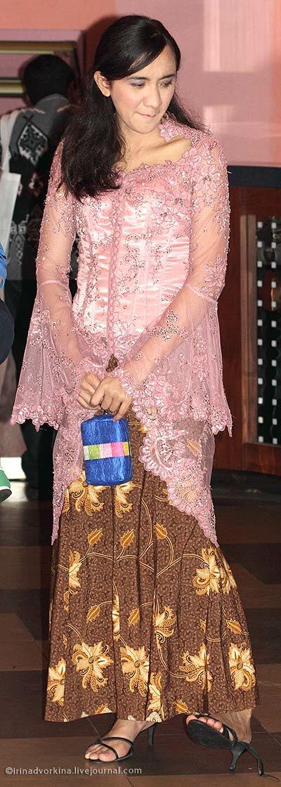 «Прекрасная Индонезия». Концерт 6 ноября 2012 г.