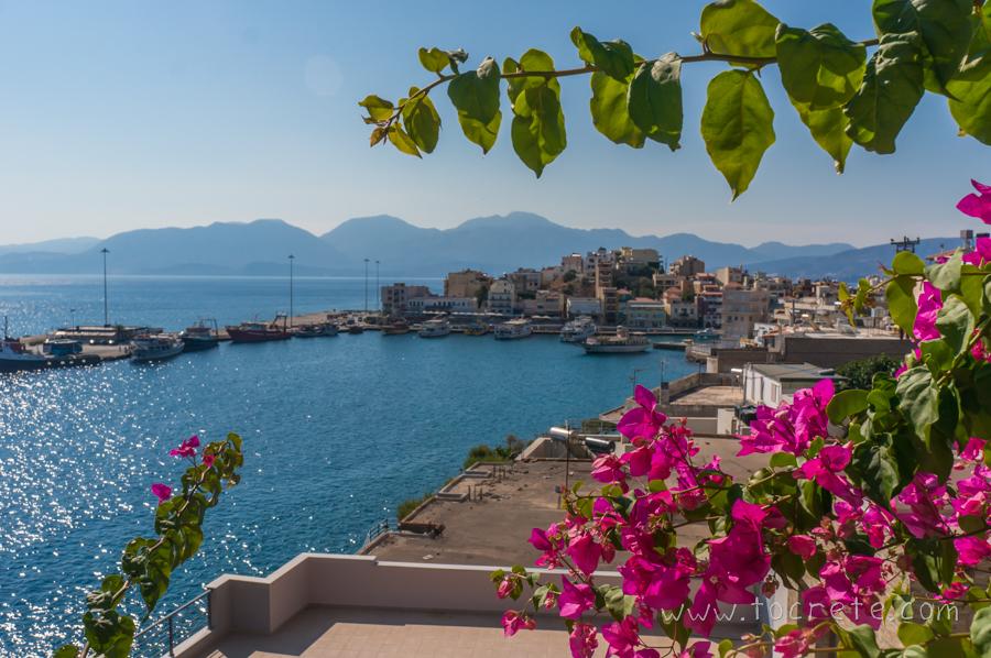 Утро в Агиос Николаос | Early morning in Agios Nikolaos