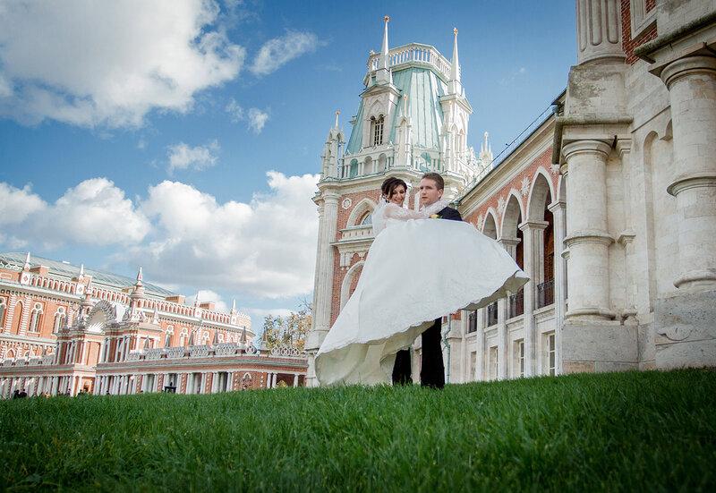 Свадьба Юры и Оксаны