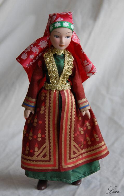 Башкирские костюмы своими руками