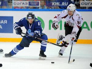 «Адмирал» дома проиграл рижскому «Динамо» — 2:4