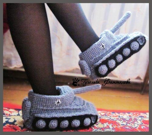 «Тапки-танки» на Яндекс.Фотках «