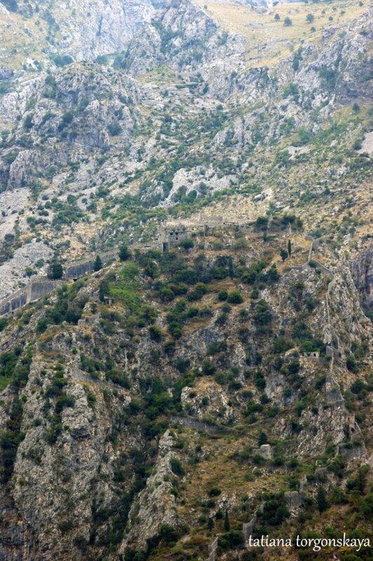 Крепость над Котором