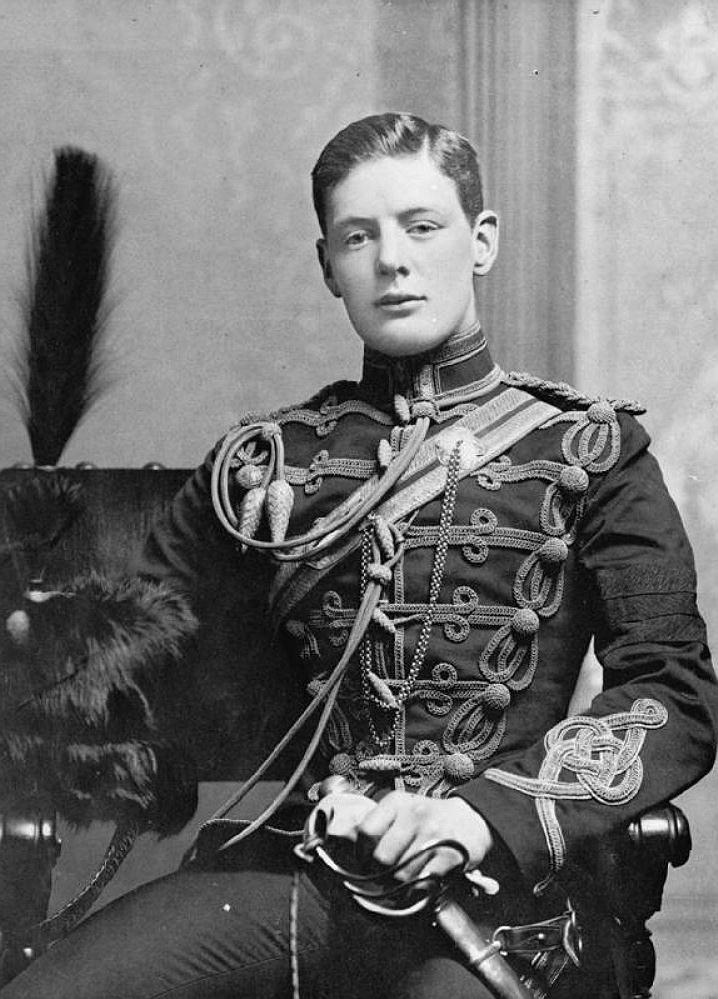Уинстон Черчилль (1874 - 1965)